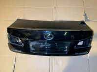 2007 LEXUS IS220 BOOT LID TRUNK BOOTLID BLACK 05-12 IS250